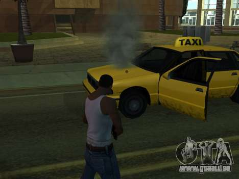 New Effects Pack White Version für GTA San Andreas sechsten Screenshot