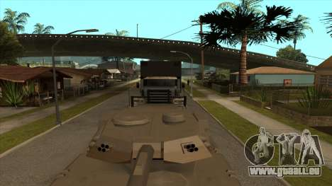 Cuve de Transport de la remorque pour GTA San Andreas