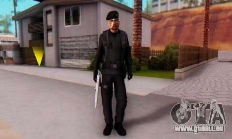 Boina Negra (FES) für GTA San Andreas