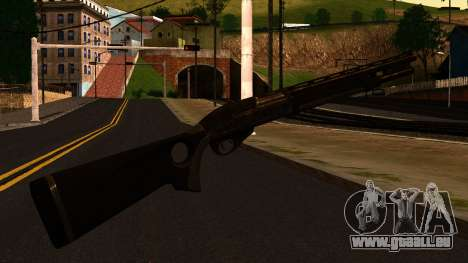 Shotgun from GTA 4 für GTA San Andreas zweiten Screenshot