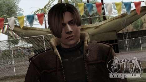 Resident Evil Skin 5 pour GTA San Andreas troisième écran