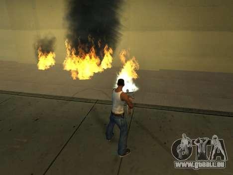 New Effects Pack White Version pour GTA San Andreas neuvième écran