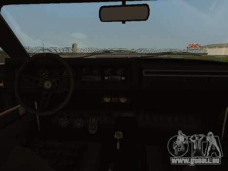 GTA 5 Bravado Gauntlet pour GTA San Andreas moteur