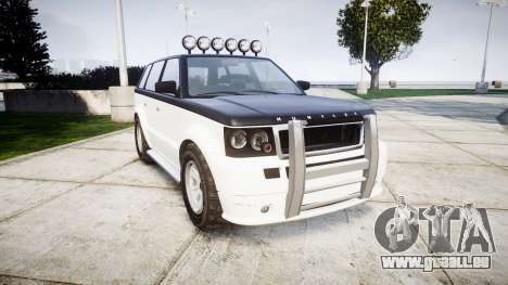 Vapid Huntley Sport 4x4 off-road pour GTA 4