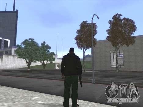 Agréable ColorMod pour GTA San Andreas deuxième écran