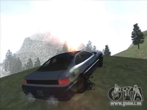 Agréable ColorMod pour GTA San Andreas sixième écran