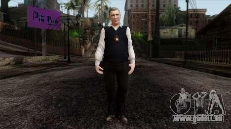 GTA 4 Skin 33 pour GTA San Andreas