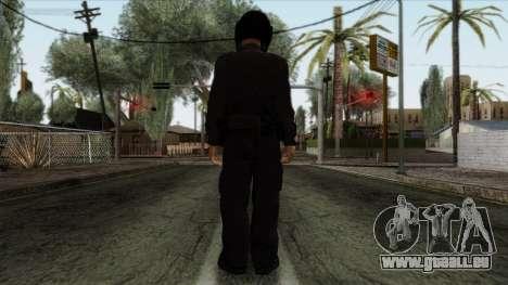GTA 4 Skin 40 pour GTA San Andreas deuxième écran