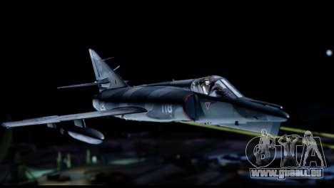 Dassault Etendard IV MF pour GTA San Andreas