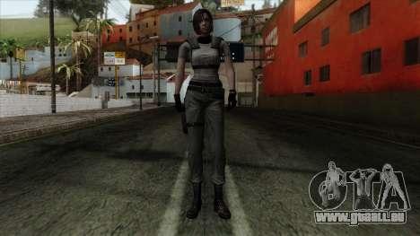 Resident Evil Skin 4 für GTA San Andreas