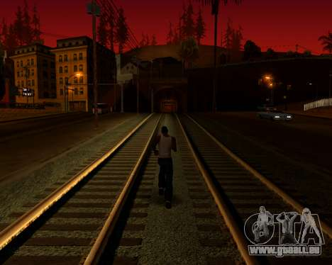 Colormod Dark Low für GTA San Andreas siebten Screenshot
