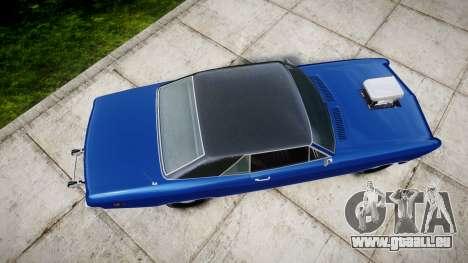 GTA V Albany Buccaneer Little Wheel pour GTA 4 est un droit