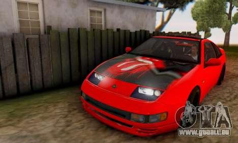 Nissan 300XZ The Rolling für GTA San Andreas Seitenansicht