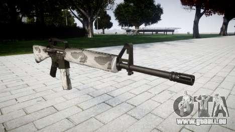 Die M16A2 Gewehr yukon für GTA 4