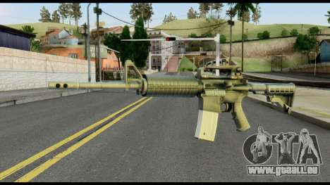 Colt Commando from Max Payne pour GTA San Andreas