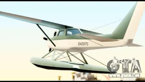 Beta Skimmer für GTA San Andreas zurück linke Ansicht