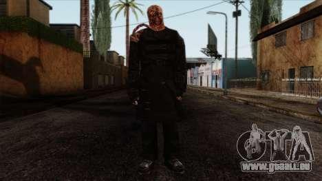 Resident Evil Skin 9 pour GTA San Andreas