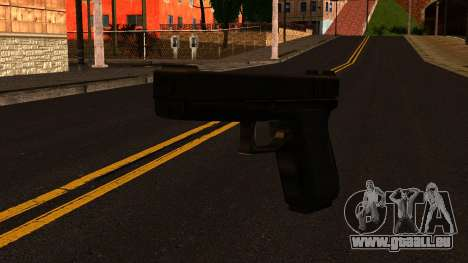 Pistol from GTA 4 pour GTA San Andreas