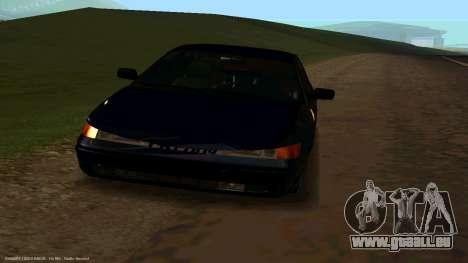 VAZ 21123 Bad Boy für GTA San Andreas rechten Ansicht