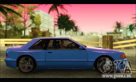 Bravura AWD Turbo pour GTA San Andreas laissé vue