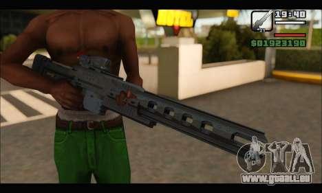 BF4 Final Stand DLC Rorsch Mk-1 pour GTA San Andreas quatrième écran
