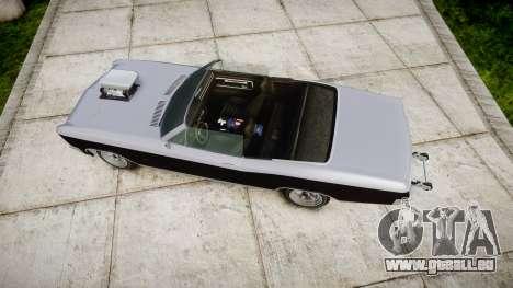 GTA V Albany Buccaneer paint2 pour GTA 4 est un droit