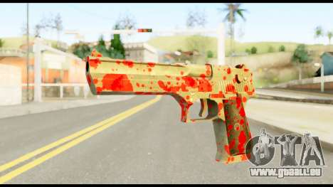 Desert Eagle with Blood pour GTA San Andreas