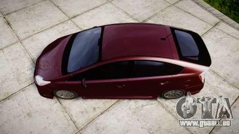 Toyota Prius pour GTA 4 est un droit