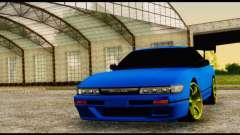 Nissan Silvia S13 Sileighty Drift Moster pour GTA San Andreas
