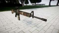 Le M16A2 fusil [optique] erdl