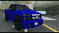 Chevrolet Colorado Codered 2004 pour GTA San Andreas