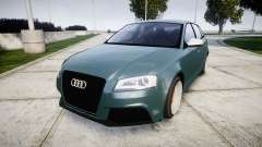 Audi RS3 Stanced