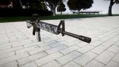 Die M16A2 Gewehr [optisch] Sibirien