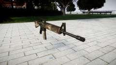 Le M16A2 fusil de berlin