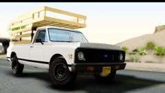 Chevrolet C10 1972 pour GTA San Andreas