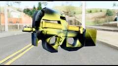 P90 from Metal Gear Solid für GTA San Andreas