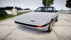 Mazda RX-7 1985 FB3s [EPM] pour GTA 4