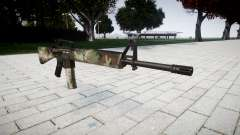 Le M16A2 fusil de bois