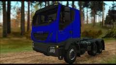 Iveco Trakker 2014 für GTA San Andreas