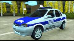 Chevrolet Corsa Policia Bonaerense pour GTA San Andreas
