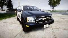 Chevrolet Tahoe 2013 County Sheriff [ELS] für GTA 4