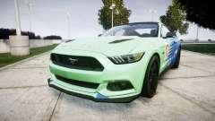 Ford Mustang GT 2015 Custom Kit falken