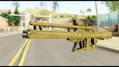 Fortune RG from Metal Gear Solid pour GTA San Andreas