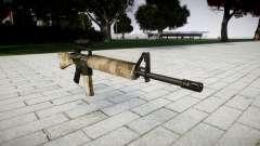 Le M16A2 fusil [optique] nevada
