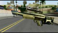 Jackhammer from Max Payne pour GTA San Andreas