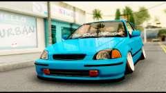 Honda Civic Hatcback O. B. Bau