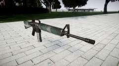 Le M16A2 fusil de varsovie