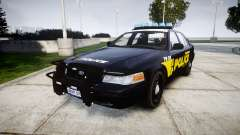 Ford Crown Victoria 2008 LCPD [ELS] pour GTA 4