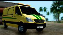 Mercedes-Benz Sprinter De La Collection De La Ru