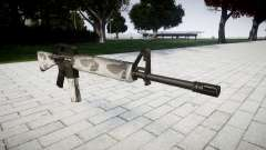 Die M16A2 Gewehr yukon